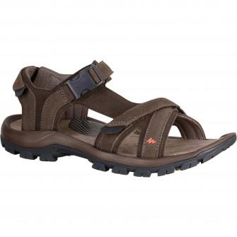 Sandales de drumetie in natura NH120 Maro Barbati