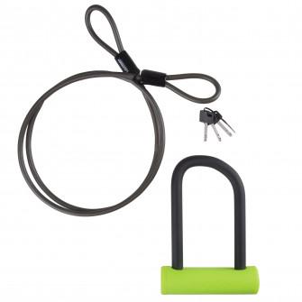 Antifurt cablu Bicicleta U 920 ART2