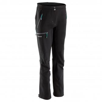 Pantalon Alpinism Negru Dama