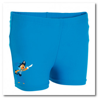 Boxeri Inot cu scutec inclus Albastru Copii