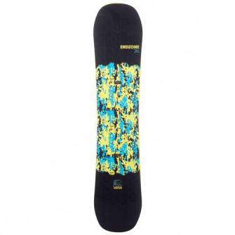 Snowboard freestyle & all mountain ENDZONE 120 cm Copii