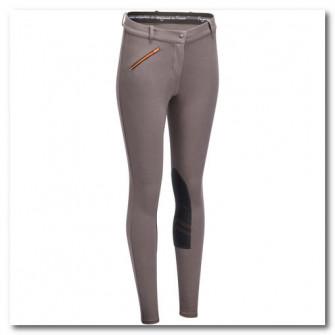 Pantalon Echitatie 140 Bazon la genunchi Gri Dama