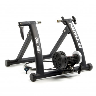 Home Trainer In'Ride 100 B'TWIN