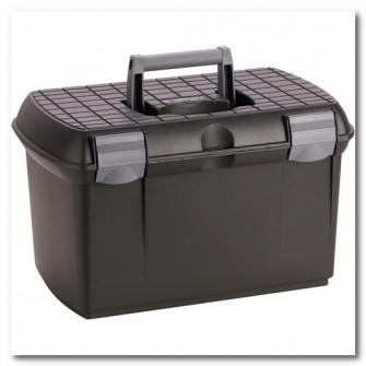 Cutie pentru Ingrijire Echitatie GB 500 Negru/Gri