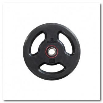 Disc Bodybuilding Cauciuc 28 mm 10 kg