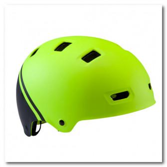Casca Ciclism Teen 520 Fluorescent Copii