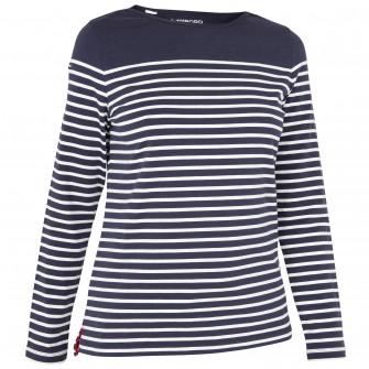 Bluza Navigatie Sailing 100 Albastru Dama