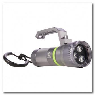 Lanterna Scufundari 800 Lumeni Fascicul mare reglabil