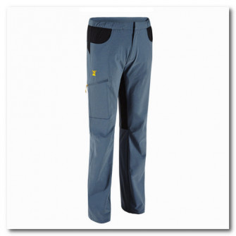 Pantalon stretch tehnic Esclada Gri Barbati