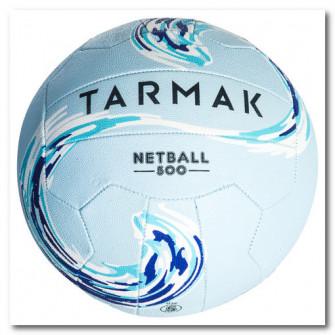 Minge Netball NB500 Albastru. Nivel mediu.