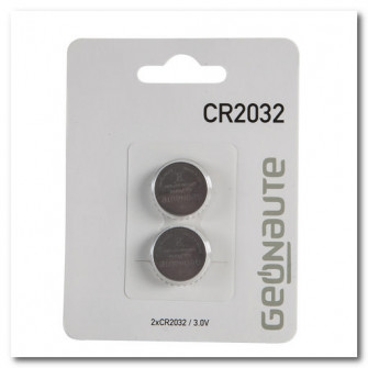 Set 2 baterii litiu CR2032