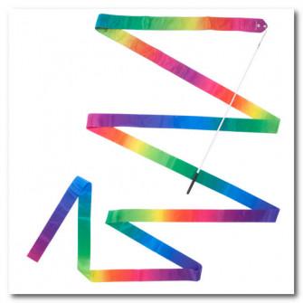 Panglica Multicolora Gimnastica Ritmica 6m