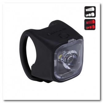 Lumini fata/spate SL 500 USB Negru