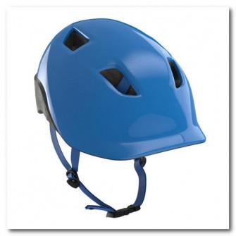 Casca Ciclism 500 Albastru