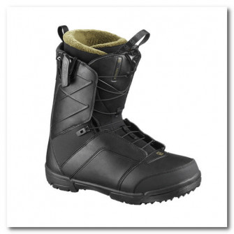 Boots snowboard All Mountain Faction Negru Barbati