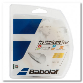 Cordaj Monofilament Tenis Pro Hurricane Tour 1.25mm