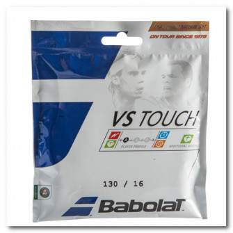 Cordaj Tenis Babolat VS Touch 1.30mm Natural
