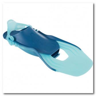 Labe reglabile Inot Snorkeling SNK100 Turcoaz Copii
