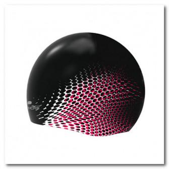 Casca Inot Silicon 900 Negru/ Alb/ Rosu