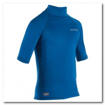 Tricou Termic Surfing Anti-UV Polar Albastru Copii