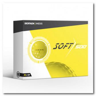 Minge Golf 500 Soft Galben X12