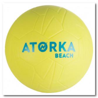 Minge handbal pe plaja HB500B marimea 1 Galben
