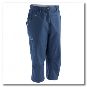 Pantalon stretch escalada Albastru dama