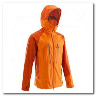 Jacheta Impermeabila Light Alpinism portocaliu Barbati