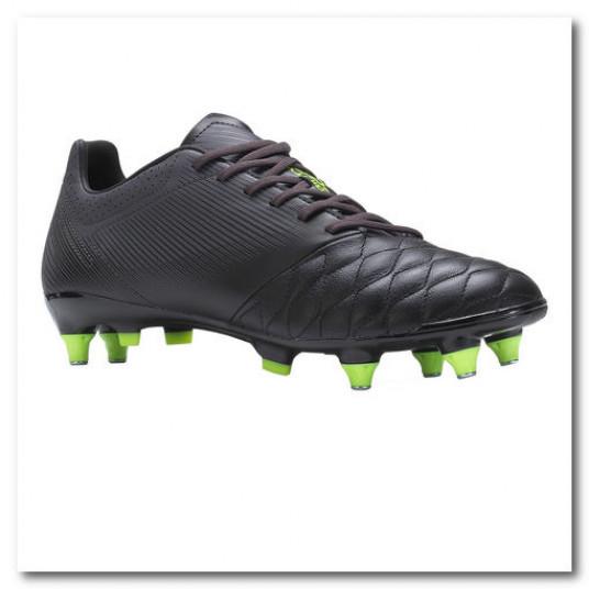 Ghete Fotbal Agility 540 SG piele Teren umed Negru Adulti