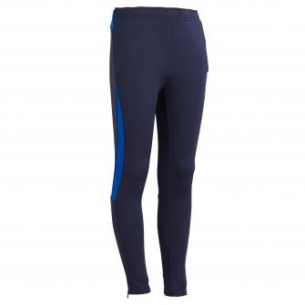 Pantalon Fotbal TP900 Albastru Indigo/Bleumarin Copii