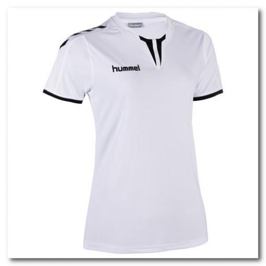 Tricou de handbal core Negru/Alb Dama