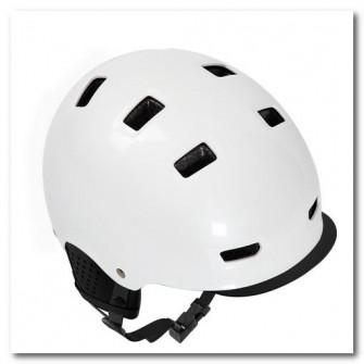 Casca ciclism in oras 500 Alb