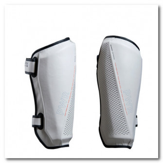 Protectie tibie 500 Ergo Gri