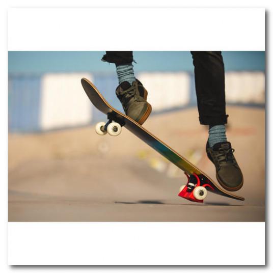 pierderea în greutate skateboarding)