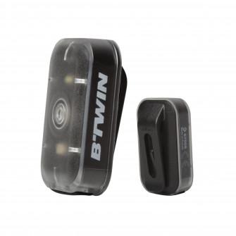 Lumina fata/spate LED Clip 500 USB Negru
