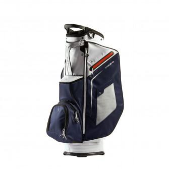 Geanta de golf Albastru/Alb