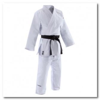 Kimono Judo 900 Alb Adulti