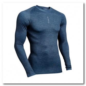 Bluza fotbal Keepdry 100 Gri Adulti