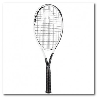 Racheta Tenis GRAPHENE 360+ SPEED MP Alb Adulti