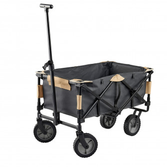 Carucior pliabil pentru transportarea echipamentului de