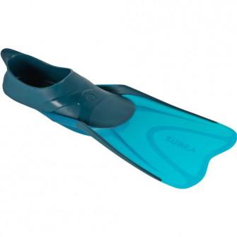 Labe de Inot reglabile Snorkeling SNK 500 Albastru Adul
