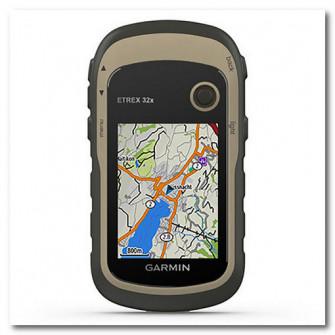 GPS trekking GARMIN ETREX 32x PACK Bej