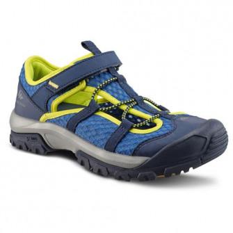 Sandale drumetie la munte MH150 Albastru Copii