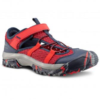 Sandale Drumetie MH150 Rosu Baieti