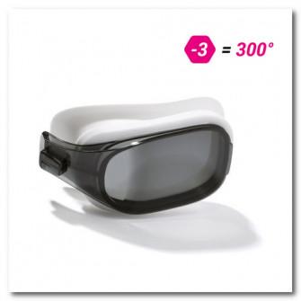 Lentila Corectoare -3 inot Selfit 500 Marimea L Fumurie