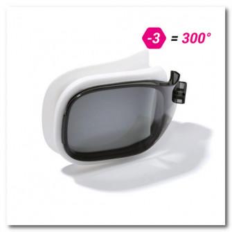 Lentila Corectoare -3 Selfit 500 Marimea S Fumurie