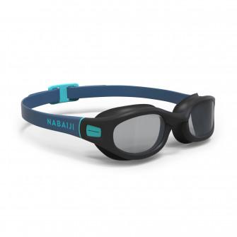 Ochelari Inot SOFT 100 Marimea L Portocaliu/ Albastru L