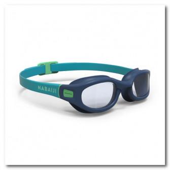 Ochelari Inot SOFT 100 Marimea L Albastru/ Verde Lentil
