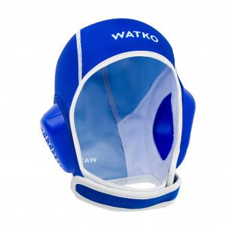 Casca cu banda cu arici Water Polo 500 Easyplay Albastr