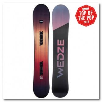 Snowboard Bullwhip 700 Dreamscape partie si freeride Ad